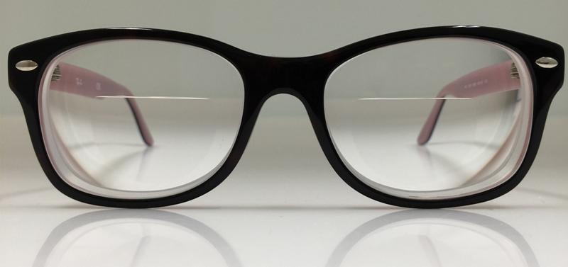 Бифокальные очки с двумя зонами видения