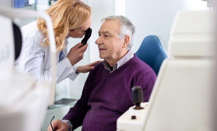 Офтальмолог диагностика