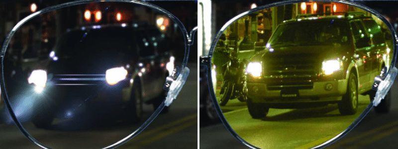 Очки для водителей антибликовые ночь