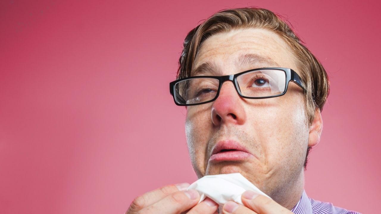 Как влияют на зрение грипп и ОРВИ
