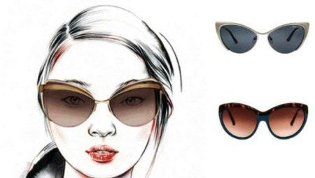 выбираем очки для круглого лица
