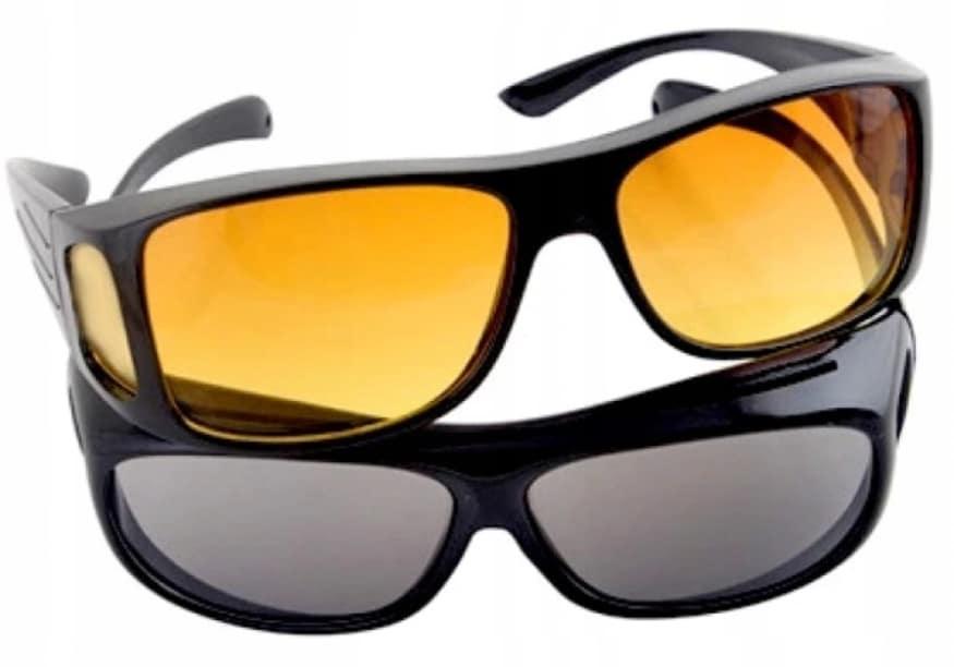 Антибликовые очки для водителей с диоптриями