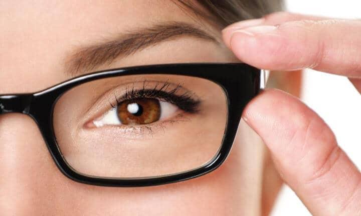 Как носить очки