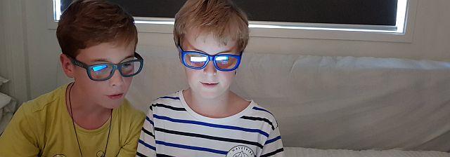 очки с фильтром синего цвета купить