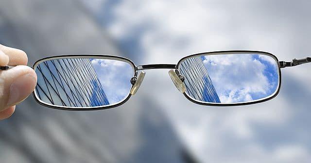 Очки для дали