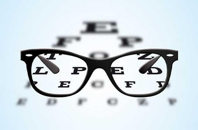 Что делают очки для зрения