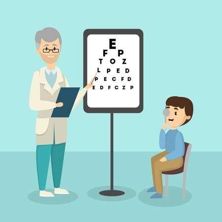 острота зрения в диоптриях
