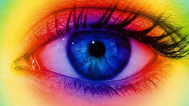 Сколько цветов способен различить человеческий глаз