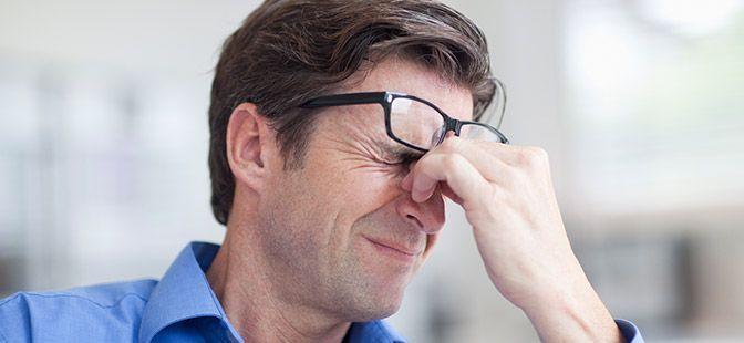 очки натирают переносицу