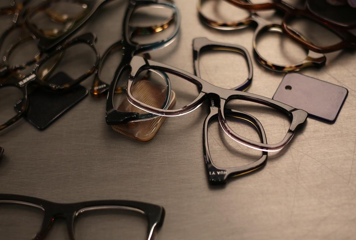 очки из ацетата
