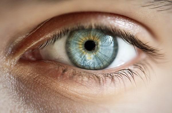 польза для глаз